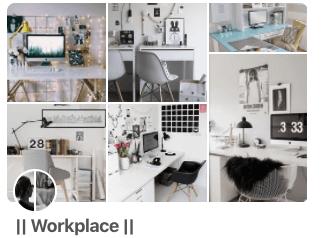 Pinterest bureau