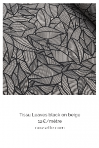 Tissu cousette.com