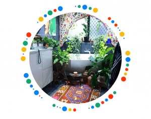 Plantes salle de bains